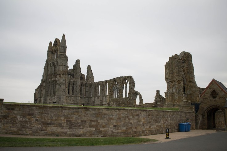 whitby ruin