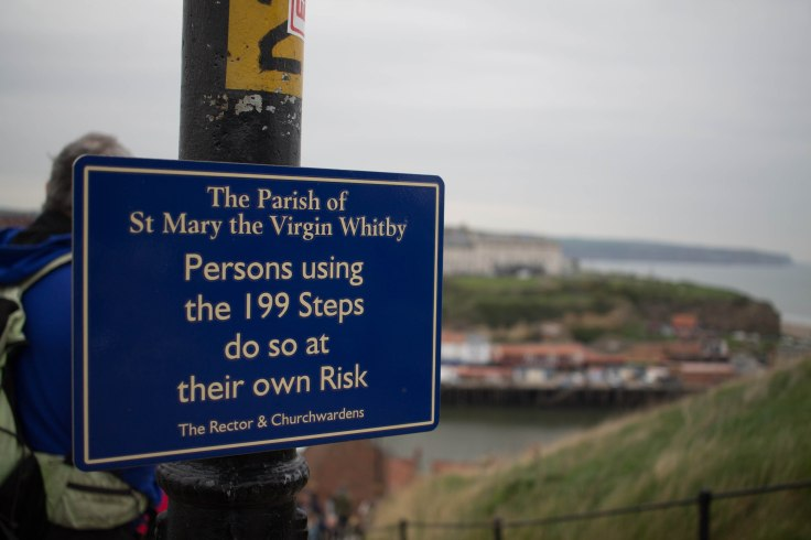 Whitby sign
